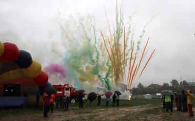 Битва внедорожников в Кунгуре началась