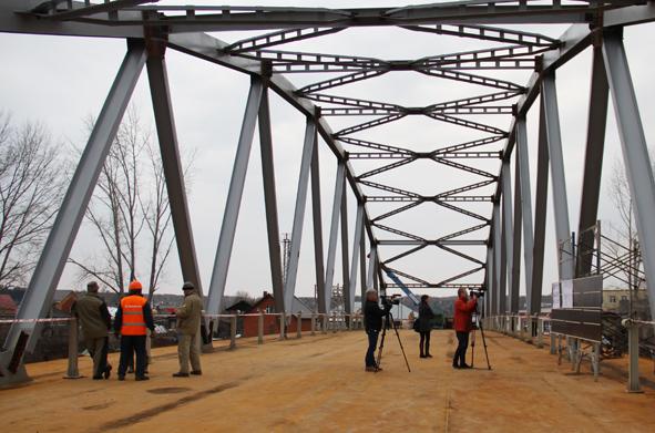нового моста поменяется