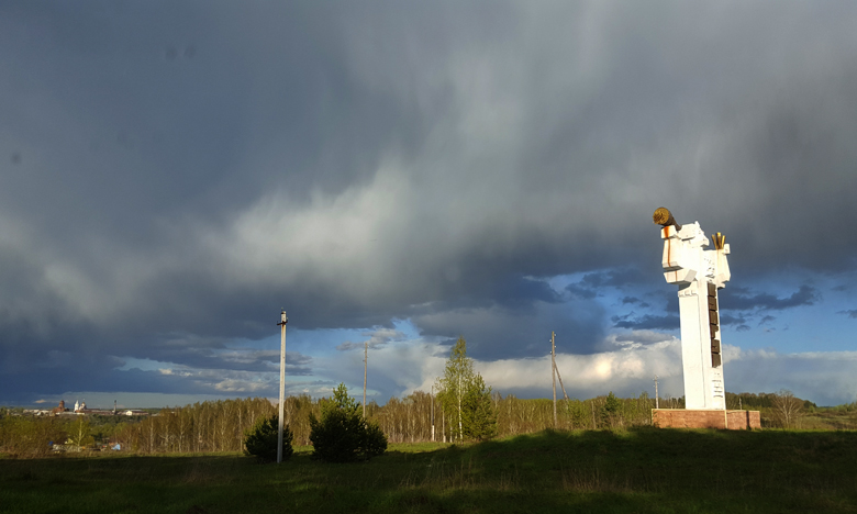 Балтийский фронт оставляет Беларусь, встрану идет тепло— Рябов