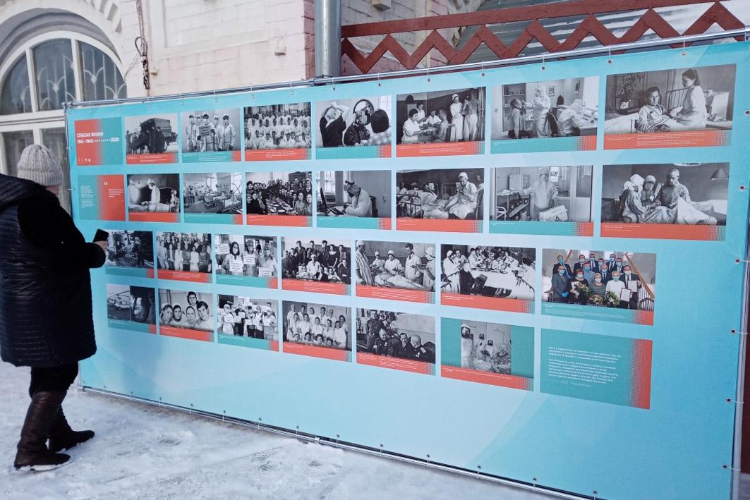 Кунгурские музеи присоединились к акции «Спасибо врачам»